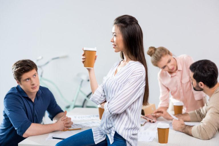 Problemas mais comuns em escritórios com equipes grandes(Foto: Depositphotos_151405298_s-2019)