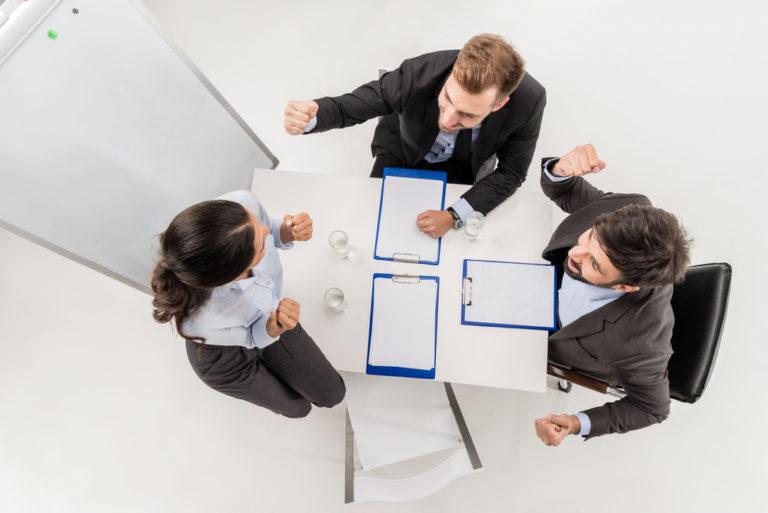 Como o ambiente pode melhorar a produtividade da equipe? (Foto: Depositphotos_160984100_s-2019)